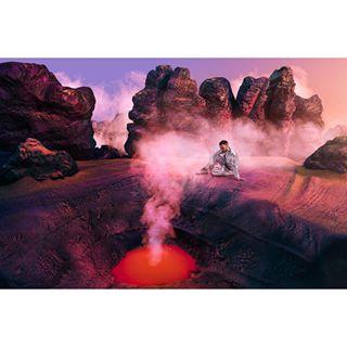 albumartwork desertlandscape månszelmerlöw