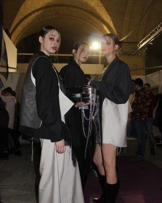 fashionweek streetstyle streetstyled streetstylelook ufw ukrainianbrand ukrainianfashionweek