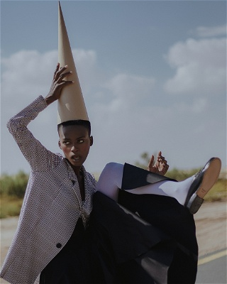 Portfolio Fashion editorial photo: 1