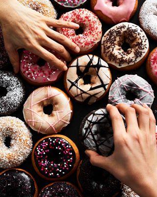 delicious donuts nationaldonutday takakokuniyuki