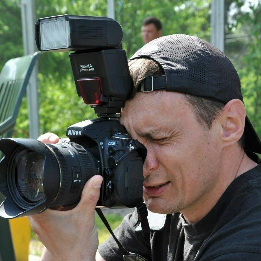 Avatar image of Photographer Андрей Белый
