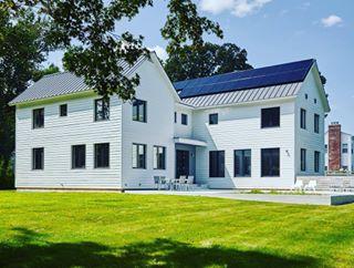 06880 architecturedigest architecturephotography colonialamerica modernhome solar solarenergy westportct