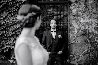 50mm anneoehlertphotography availablelight blackandwhite bride brideandgroom bw canon dresden groom lastsummer love lovemyjob photographersofinstagram photographylovers photooftheday tb vintage vintagewedding weddingdress weddinginspiration weddingphotographer weddingphotoshooting weddingsuit