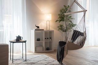 amaca cristinabisa_photography exposedbeams fotografiadiinterni homedecor homestaging interiordesign interiorphotography livingroom teatime traviavista valorizzazioneimmobiliare