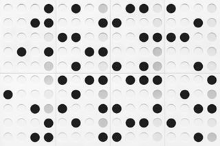 abstract abstractarchitecture archidaily archilovers architecture arkiminimal blackandwhite building dominos dots facade fineart flat geometry graphic modernarchitecture order pattern structure vertex_gallery