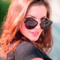 Avatar image of Model Rebeka Horvath