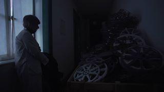 35mmfilm analoguecinematography analoguelove archives celluloid cinemateca corridoor europeancinema film filmcinematography filmlab kodak margarita portuguesa portuguesecinema portuguesehistory preservation preservationist projection restoration womanhood