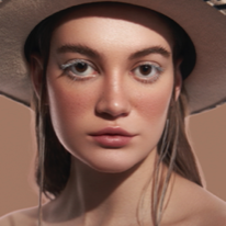 Avatar image of Model Sophie Sherwood