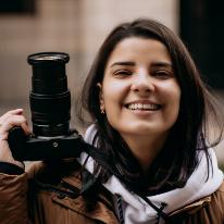 Avatar image of Photographer Julia Jefymova