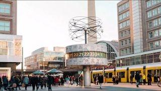 Alexanderplatz Berlin Germany.