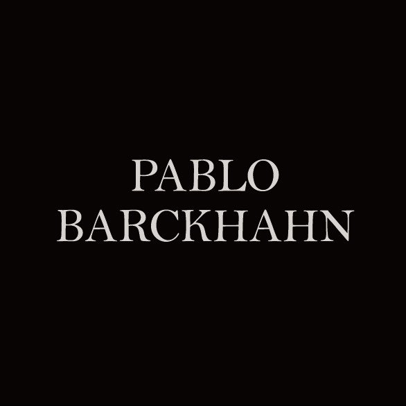 Avatar image of Model Pablo Barckhahn