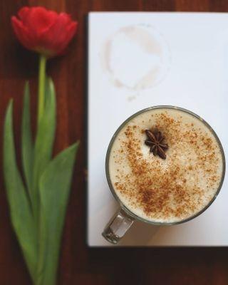 photography culinaryphotography foodphotography socialmediaphotography coffeetime chailatte springvibes projektfotografaskanowak