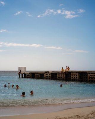Jamaica montegobay doctorscavebeach travelphoto seaside retroaesthetic deauville beachlife lostfuckedupkidz