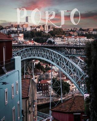 portugal portography travelvibes eveningvibes oldtownwonders crossbridge