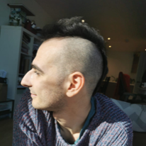 Avatar image of Photographer Daniele Roversi