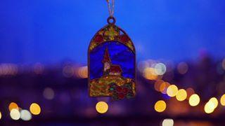 amazinglens blue bluehour bokeh budapest christmasdecor colors lights lumix mik photoftheday winter