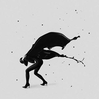 Portfolio Metamorphosis. Black  photo: 2