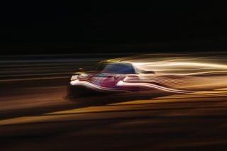 ferrari scuderia beautyinred lemans motorsport scuderiaferrari afcorse ferrari488 61 becreative lemans 24heuresdumans lemans24h france italianbeauty racing dynamic panning motorsportart