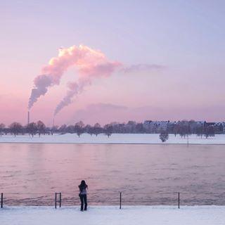 advent düsseldorf rhein schnee snow travel travelphotography wanderlust weihnachten winter
