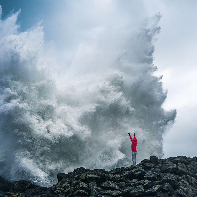 dontsnapshoot exklusive_shot gearednomad hurricane iceland igers_iceland instatravel localsmd moodygrams natgeo natgeo100contest natgeotravel waves wegoiceland wheniniceland