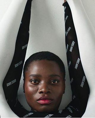 aries bend blackgirlmagic collab editorial hungermagazine portrait stretch studio