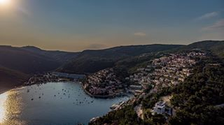 beautifulcroatia beautifuldestinations croatia djimavic drone dronephotography drones dronestagram stayandwander sunset sunset_pics wanderlust