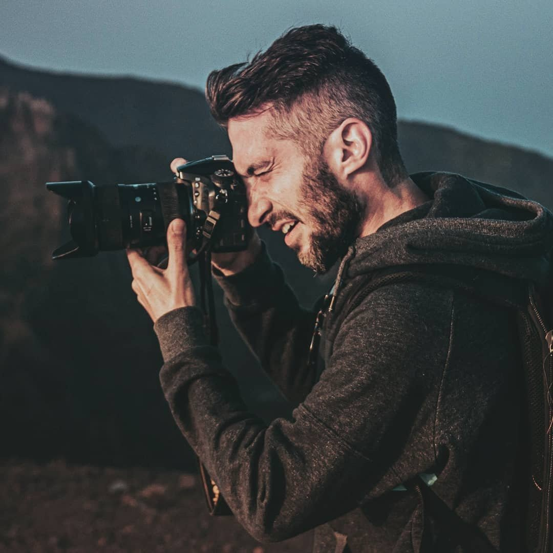 Avatar image of Photographer Benjamin BEGIN