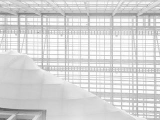 architecture bw fuksas highkey nuvola orticacreative orticaonthego picoftheday