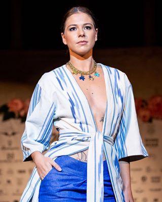 fashionshow joanaborrasdesigner modelling repost starpressmedianight2019